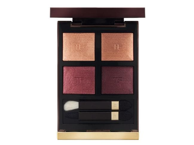 Best. Eyeshadow. Ever. Obsessed with everything Tom Ford. Picture: Supplied