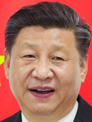 China's President Xi Jinping. Picture: Ludovic Marin/AFP