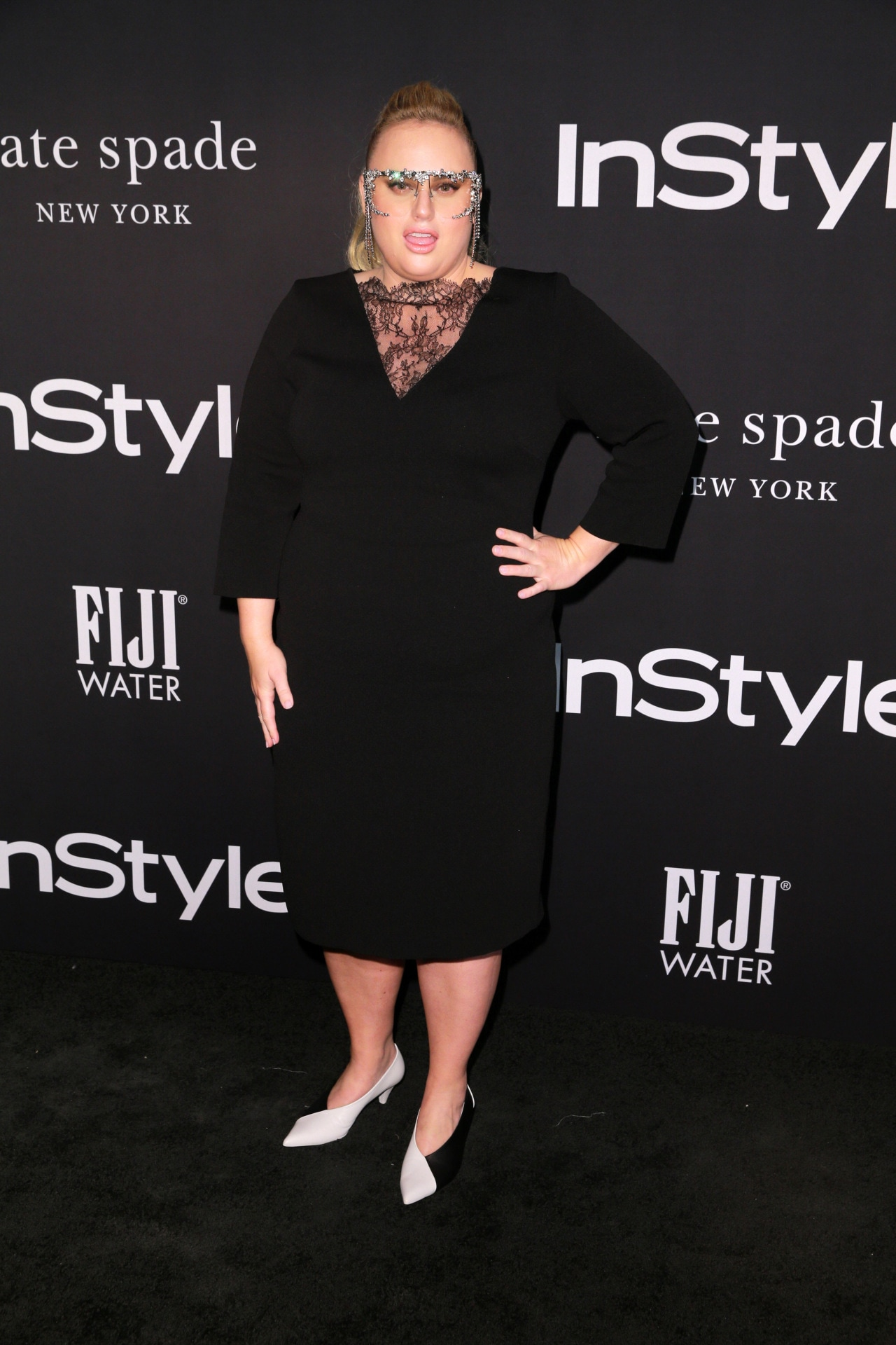 e876dee8de7 Rebel Wilson wearing custom Givenchy on the red carpet is a big deal ...