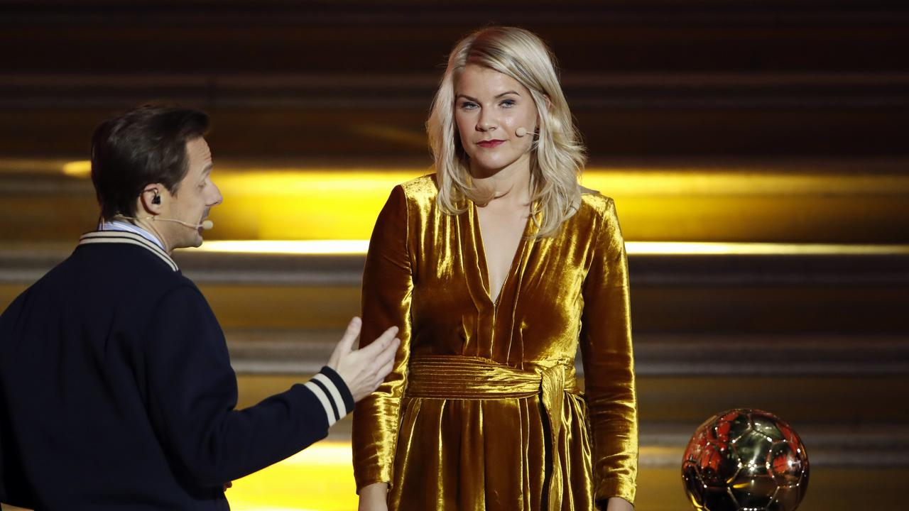 DJ Martin Solveig infamously asked Hegerberg to twerk after she won the Ballon d'Or