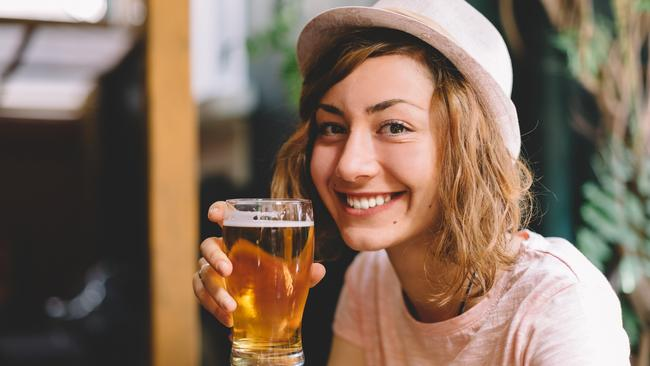 The La Trobe research could help guide health authorities on messaging around healthy drinking habits.