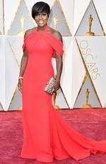 Actress Viola Davis attends the 89th Annual Academy Awards. Picture: Frazer Harrison/Getty Images