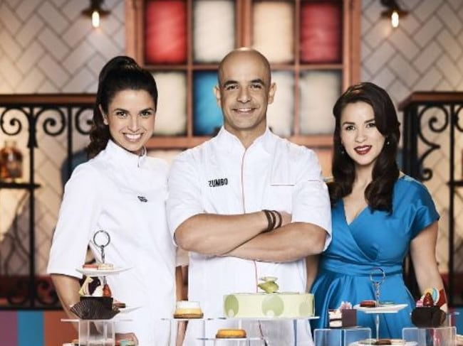 Zumbo's Just Desserts opened strongly on Monday, but shed almost a quarter of its viewers last night.