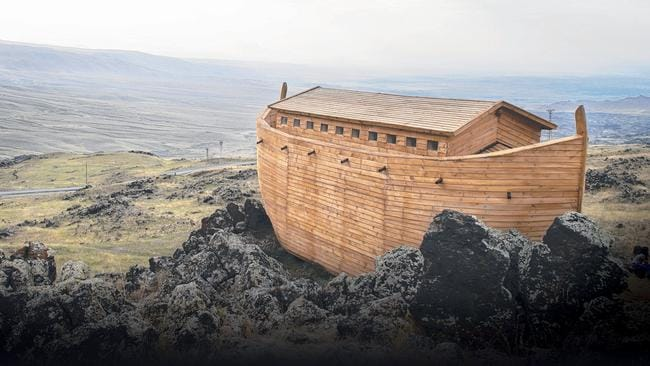 Bilderesultat for noahs ark