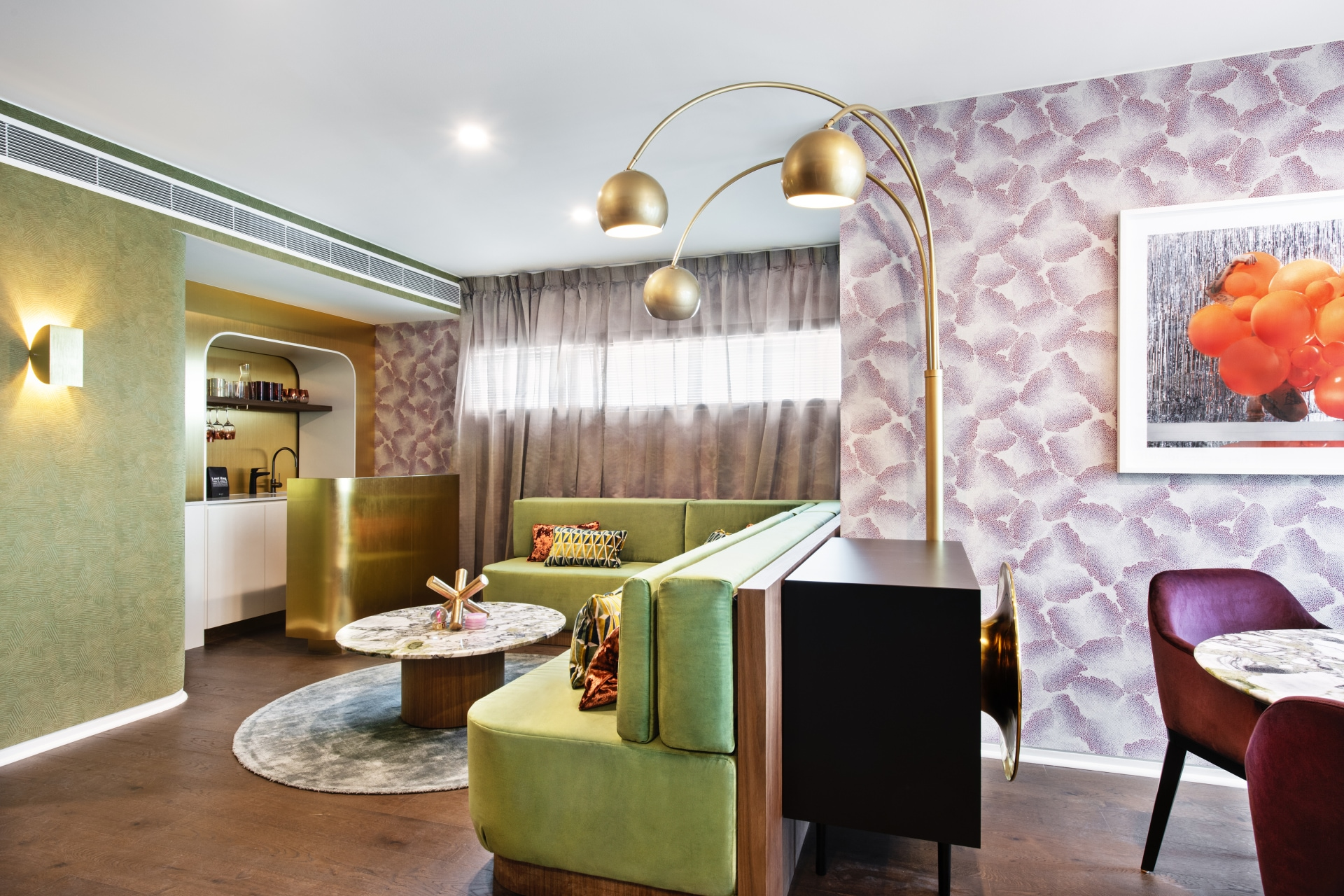 Inside Brisbane's most eclectic new hotel