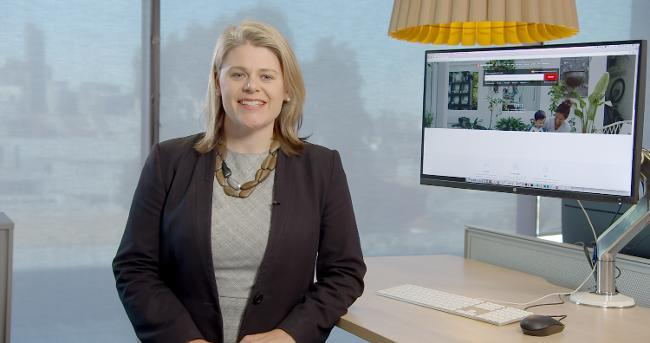 Sophie Elsworth test drives the new realestate.com.au and NAB home loan experience