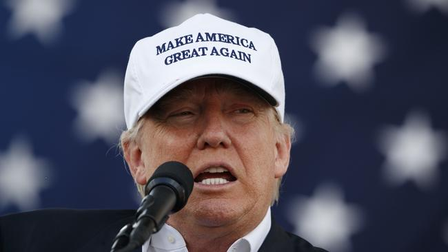 Australian and global markets have been jolted amid warnings the ramifications of a Donald Trump election win could be bigger than Brexit.