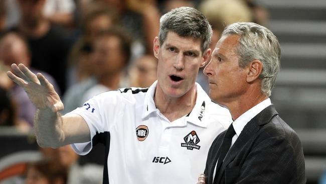 Mike Kelly is the Taipans' new head coach.