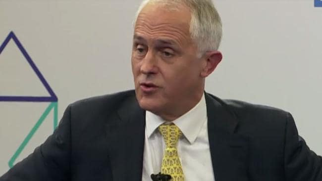 Malcolm Turnbull says he is committed to achieving global reduction of greenhouse gas emissions.