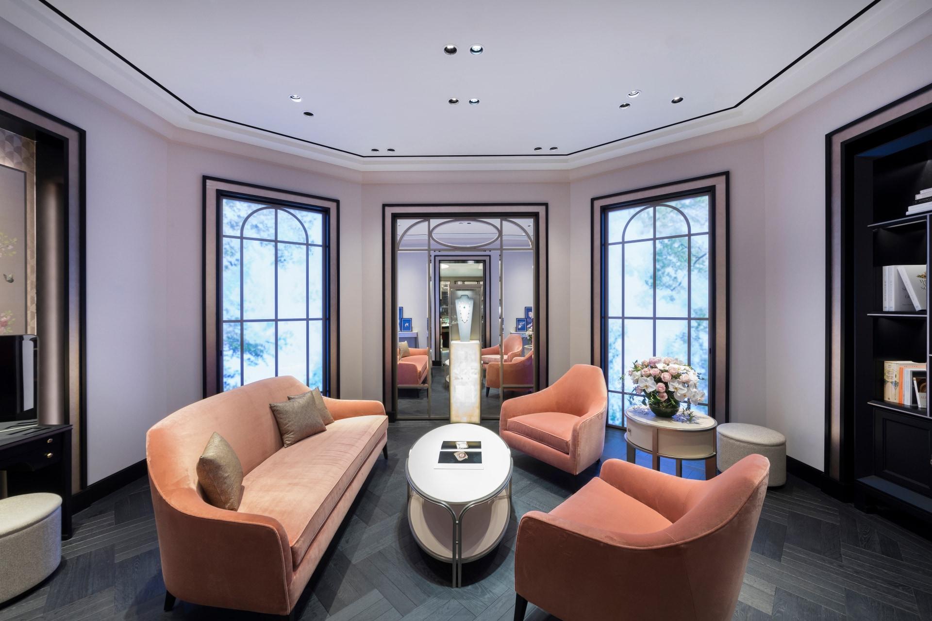Inside Van Cleef & Arpels' newest Australian flagship boutique