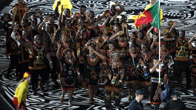 As many as 100 African athletes are currently still in Australia.