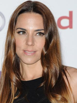 Mel C pulled out of the reunion after fights with the other girls. Picture: Getty