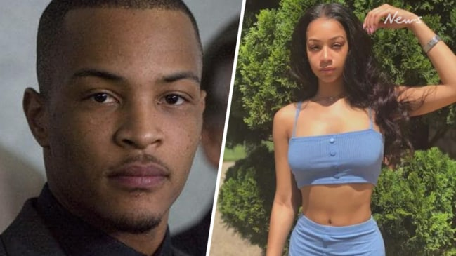 Rapper T.I. reveals he takes daughter to doctor to check she's a virgin