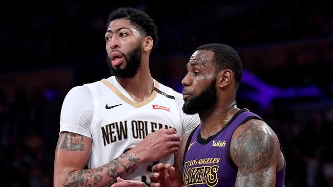 sale retailer 4375f da417 Anthony Davis requests NBA trade: Lakers, Celtics to battle ...
