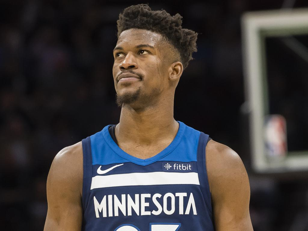 Jimmy Butler's T'Wolves exit plan in the works.