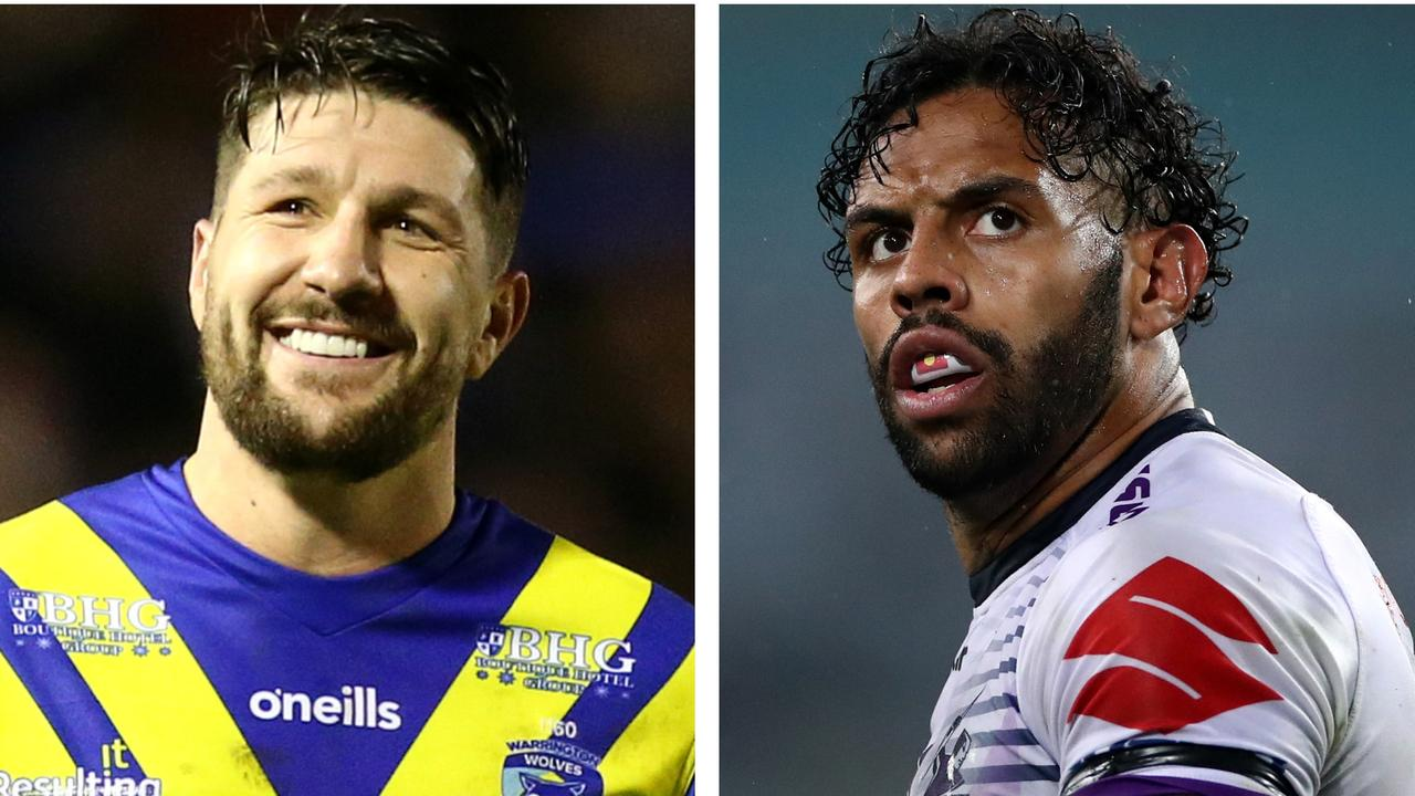 NRL transfer whispers. Gareth Widdop has been offered to the Cowboys while Josh-Addo Carr spotted at a Sydney NRL club.