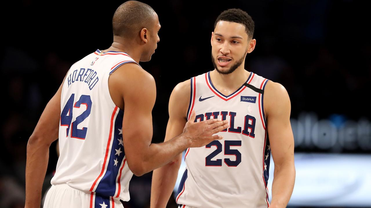 Ben Simmons is eyeing a new role. Getty Images License Agreement. Elsa/Getty Images/AFP