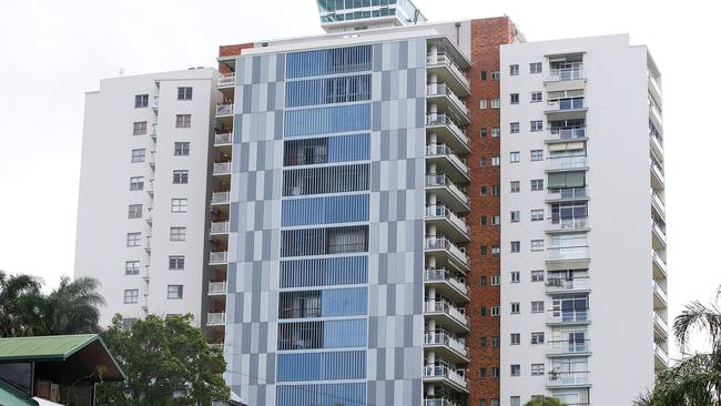 Torbrek Apartment at Highgate Hill won the Robin Gibson Award for Enduring Architecture.