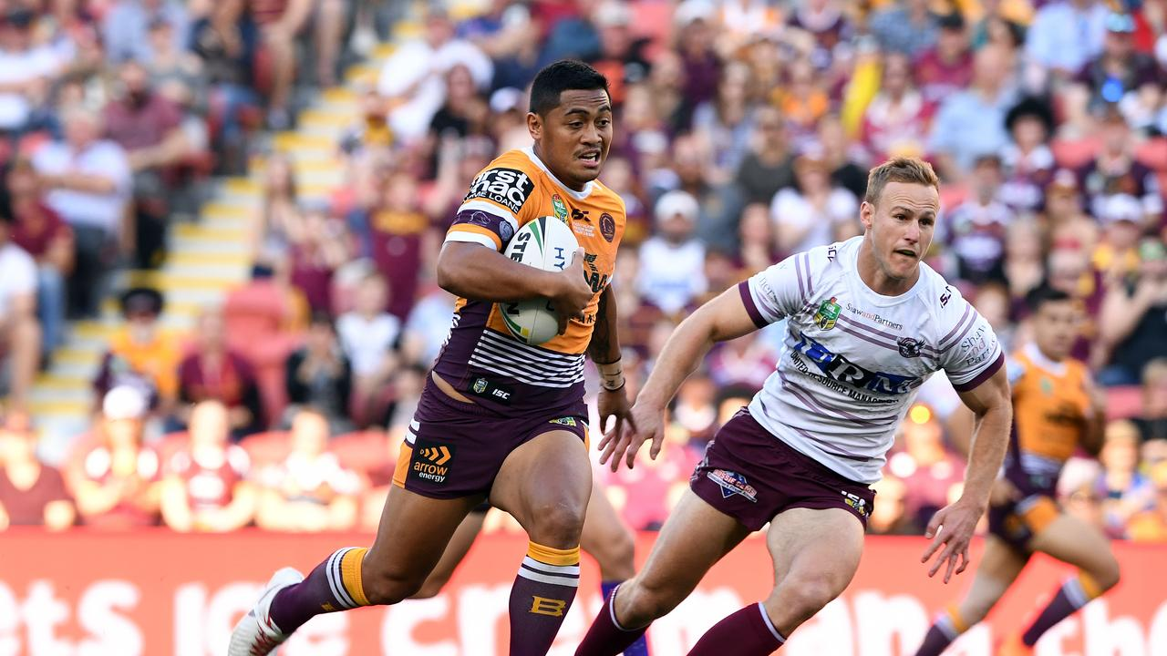 Anthony Milford will look to bounce back from a disappointing 2018 SuperCoach season