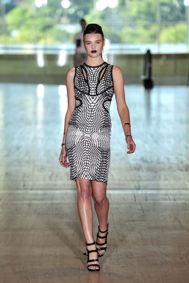 Lisa Ho Ready-to-Wear S/S 2013/14
