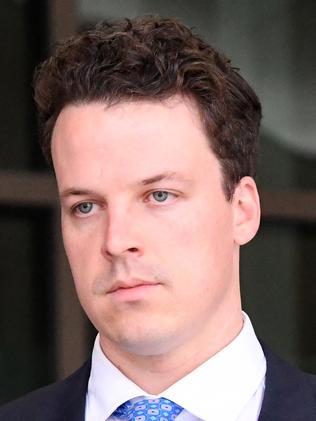 Dominic Walker. Picture: James Ross