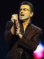 August 25, 2008. Singer George Michael performs on stage during his concert at Earls Court in London. Picture: Getty