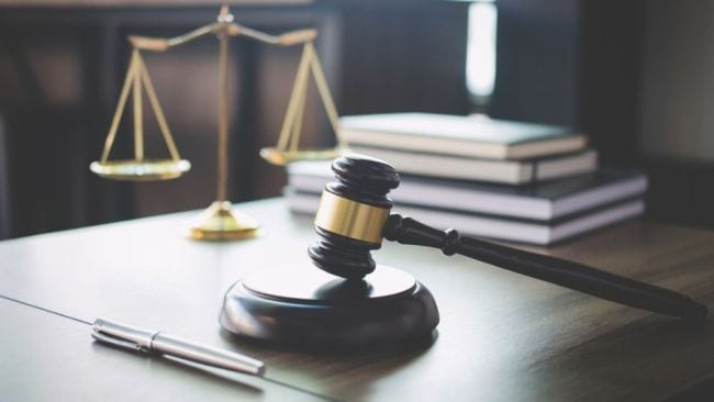 Working for Lady Justice has its perks. Image: iStock