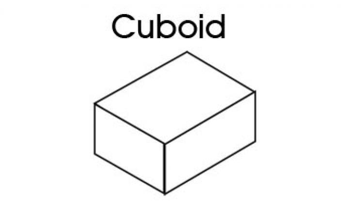 3d Shapes For Kids Cuboid Kidspot