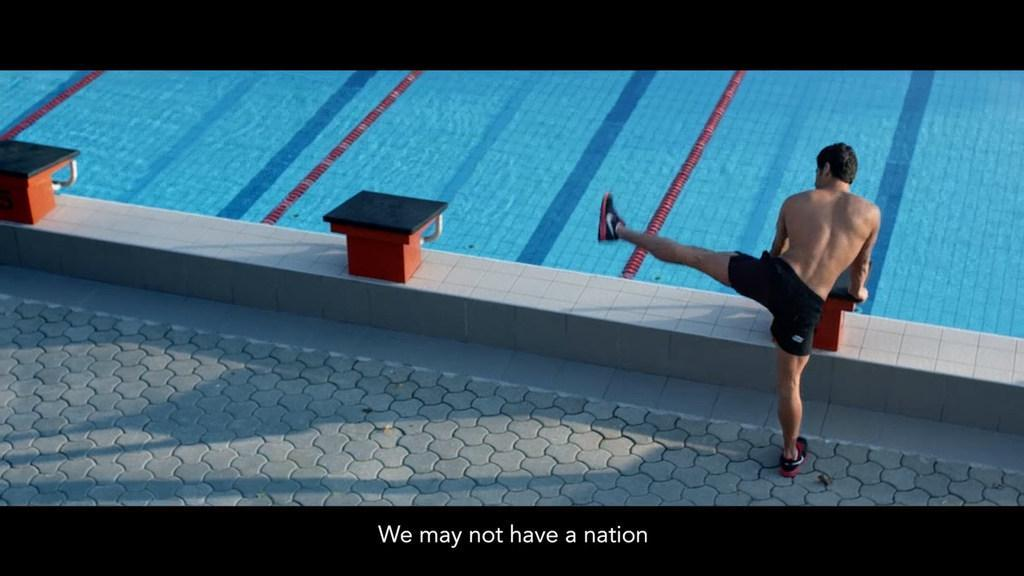 THE UNHCR'S 'Champions against the Odds'