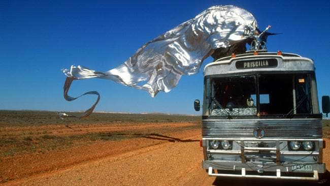 The festival plays homage to the 1994 hit film 'The Adventures Of Priscilla Queen Of The Desert'. Picture: Supplied