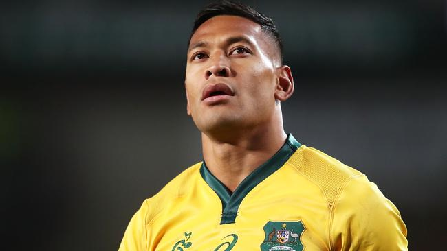 Israel Folau fails to lodge appeal, contract torn up