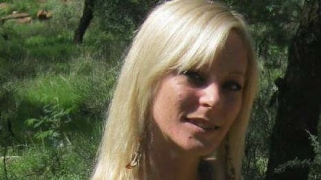 Nicole Wetzler was found dead on Sunday. Source: Facebook