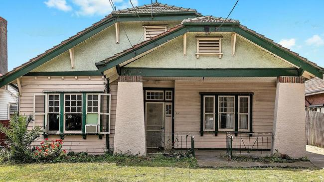 "<a href=""https://www.realestate.com.au/property-house-vic-sunshine-129797586"" target=""_blank"">67 Dickson St, Sunshine,</a>a rundown house in the heart of Sunshine, has sold for $1.02 million."