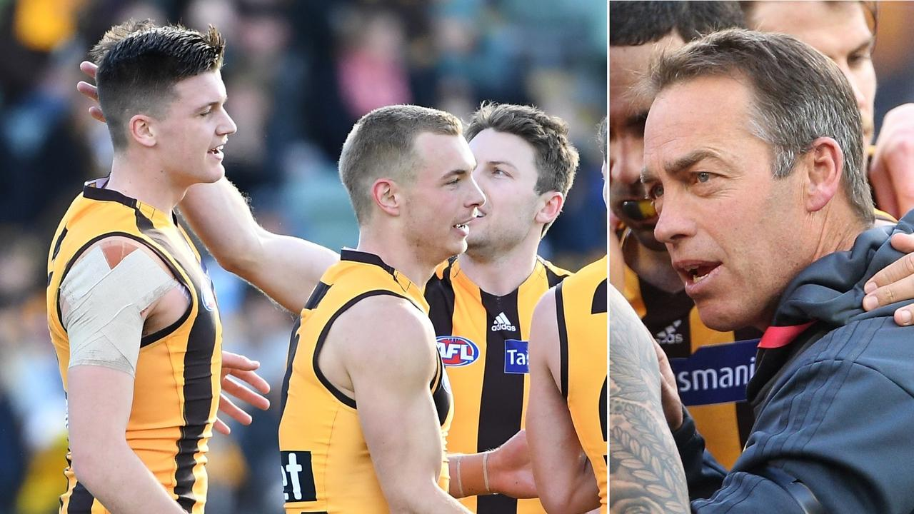 AFL 2019: Hawthorn list build, AFL draft, Hawks statistics, Alastair