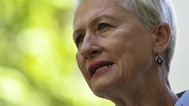 Crossbench MP Kerryn Phelps won Malcolm Turnbull's former seat of Wentworth. Picture: AAP