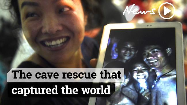 The Thai cave rescue that captured the world