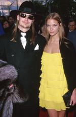 At the age of 21, Jaime King briefly dated musician Kid Rock. Perhaps their 8-year age difference led to their break up? Jamie King is now married with two kids and is also now known as being one of Taylor Swift's besties. Picture: Getty Images