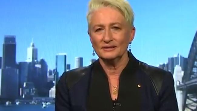 Kerryn Phelps on Insiders this morning.