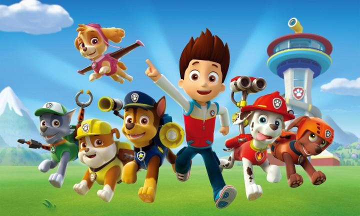 Calling all puppies, PAW Patrol Live! is coming to Australia