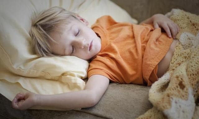 Sleep help! Dealing with nap time transitions