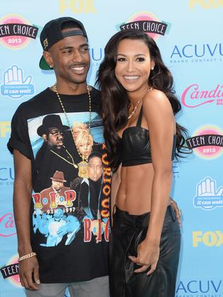 Rivera was engaged to rapper Big Sean. Picture: Jason Merritt/Getty Images