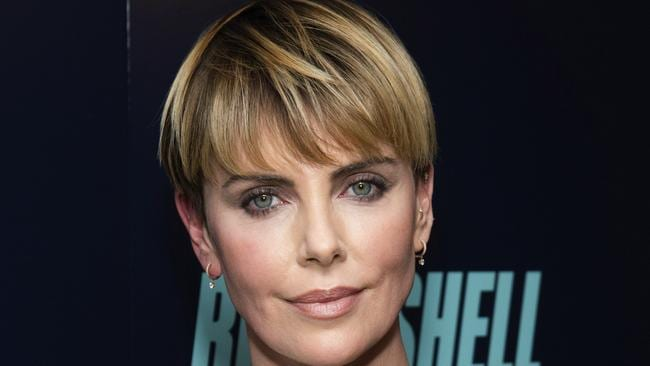 Theron's daughter Jackson first identified as a girl at three years old. Picture: AP.