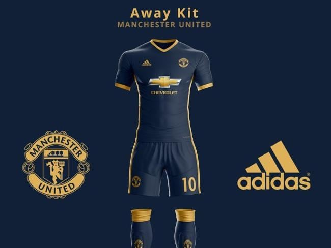 dfc2a248fcc A leak of a potential Manchester United away kit.