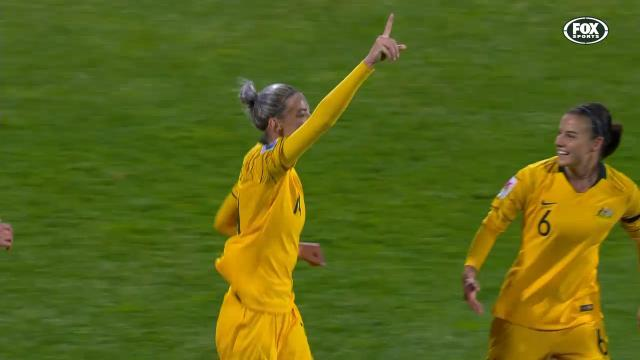 Matildas put 8 past Vietnam