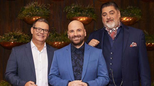 Gary Mehigan, George Calombaris and Matt Preston have made a fortune on the back of MasterChef.