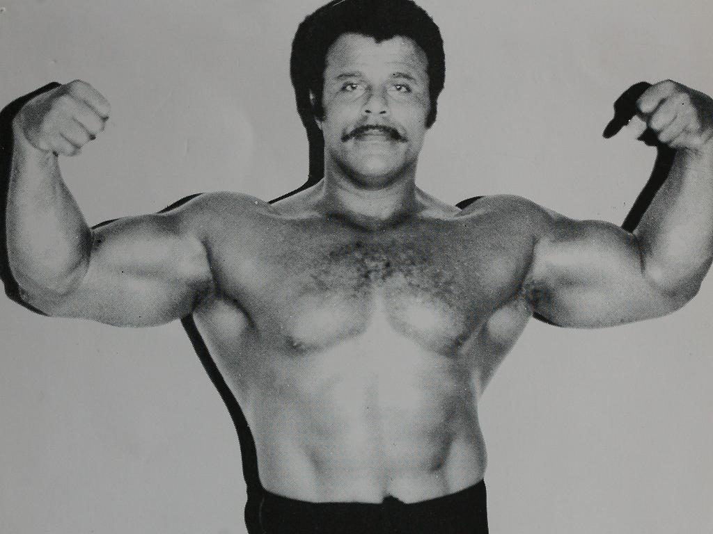 Rocky Johnson was a wrestling legend.