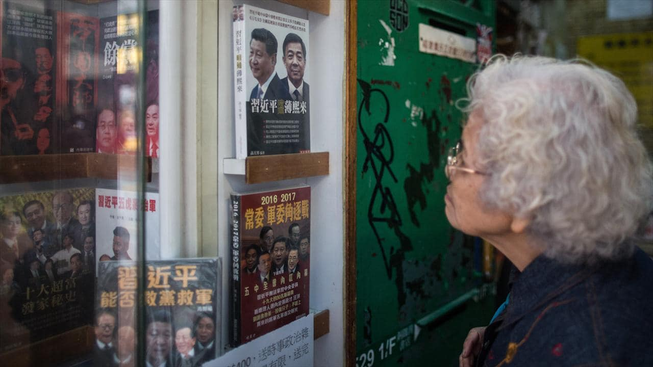 Missing Hong Kong Bookseller's Letter Raises Suspicion