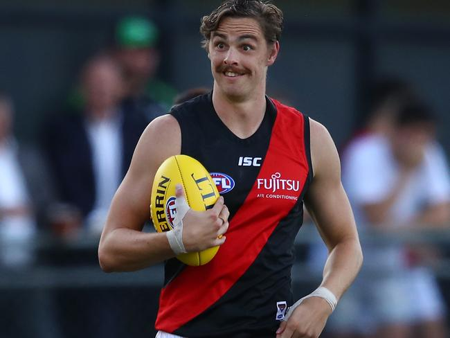 It will only be awkward if Joe Daniher makes it awkward.