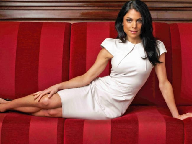 Real Housewives star Bethenny Frankel.