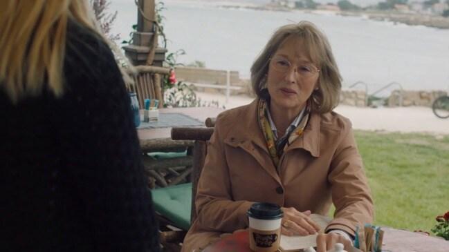Meryl Streep throws Big Little shade